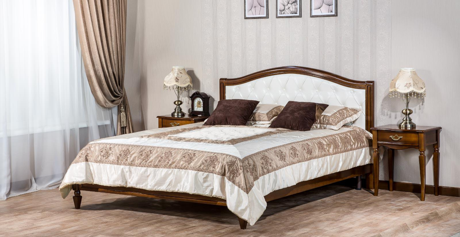 Sofia — solid alder bedroom set