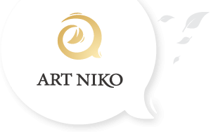 Logo of the furniture factory Art-NIKO
