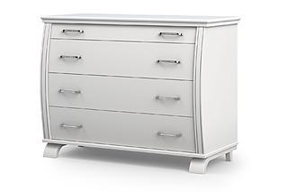 Knyazhna - chest of drawers from solid oak