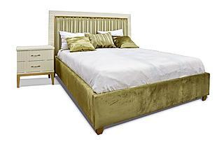 Audrey - double bed made of solid alder