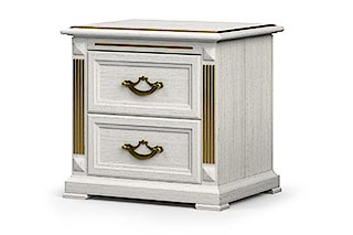 Victoria - bedside table